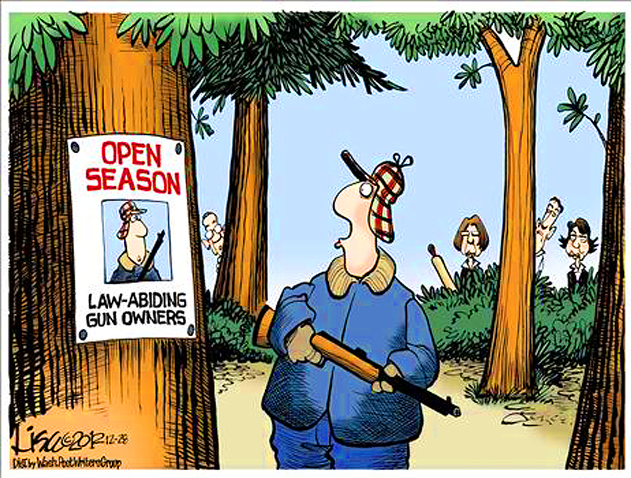 Gun Owners, Open Season