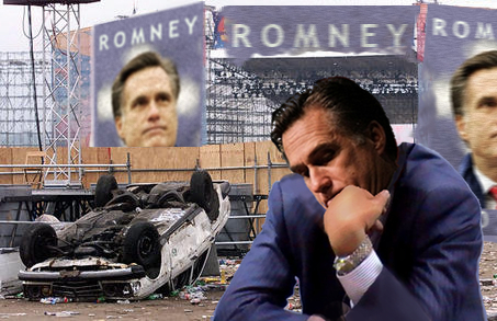 Romney Depressed