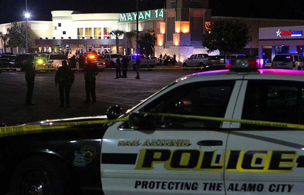 San Antonio Theater Shooting, 12-17-12
