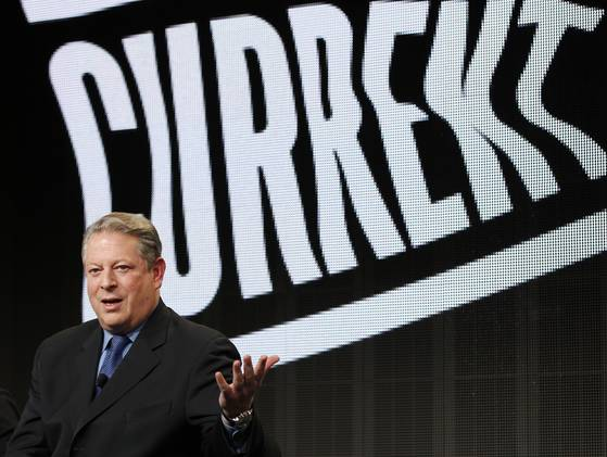 Al Gore Current TV
