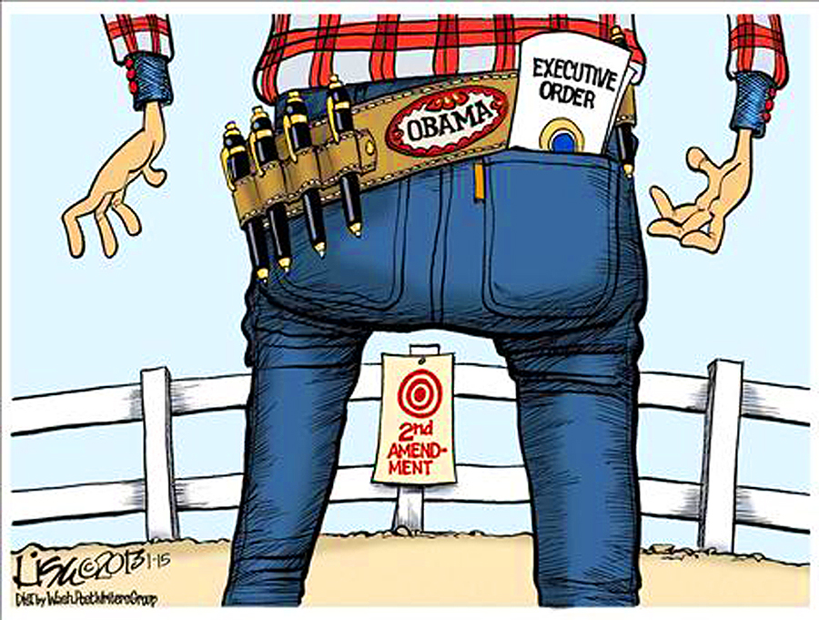 Obama's Executive Gun Orders, 2