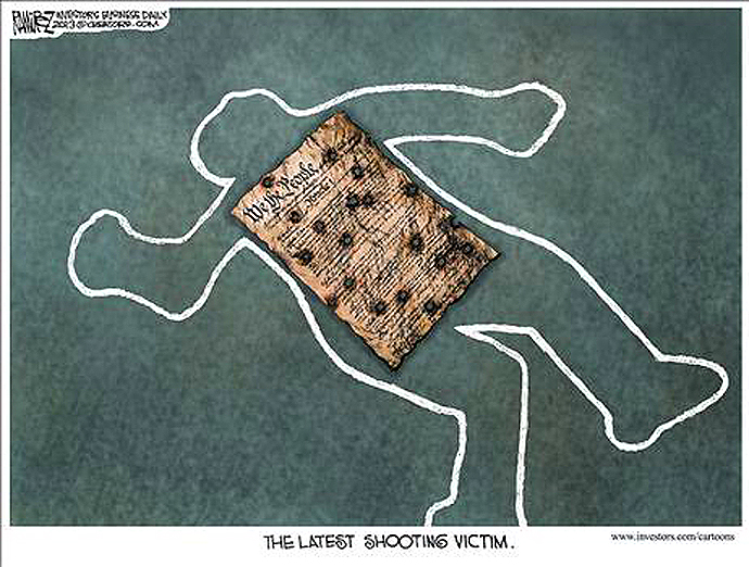 Obama's Latest Shooting Victim