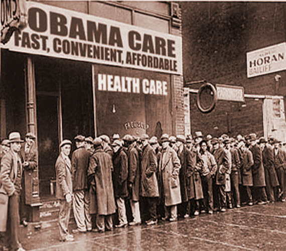 Obama Care Line