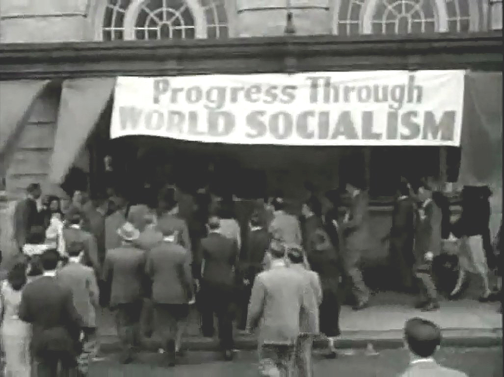 World Socialism Progress