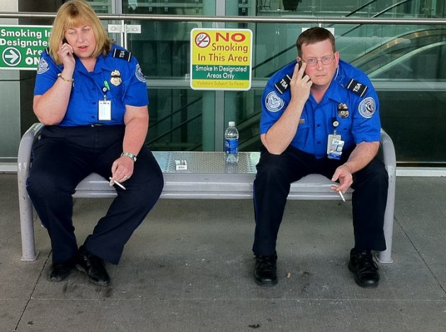 Image result for tsa worker