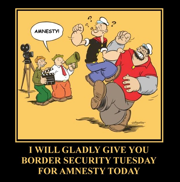 Amnesty Cartoon