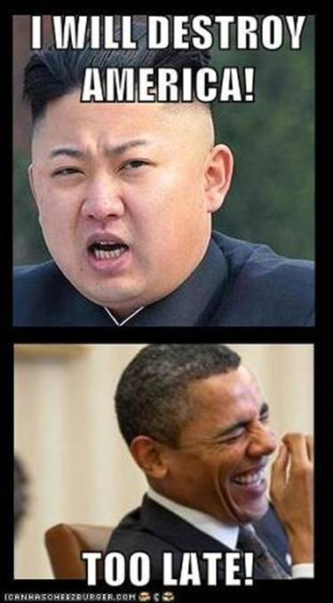 Kim Jong Un Destroy US
