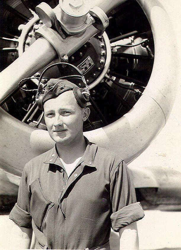 Dad, Standing, Propeller-A