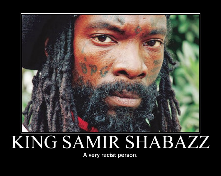 King Samir Shabazz, Black Panther Party Leader
