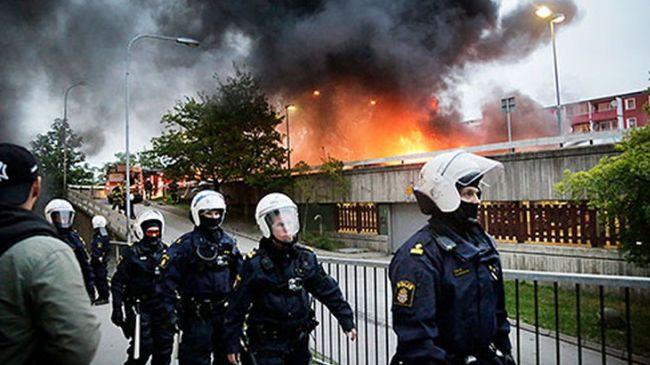Swenen Riots