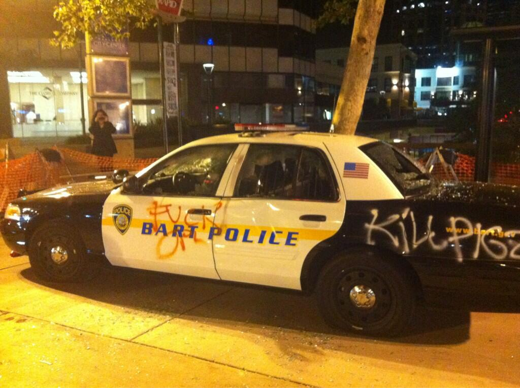 Zimmerman riot Oakland | Bloviating Zeppelin Ghetto Street Corner At Night