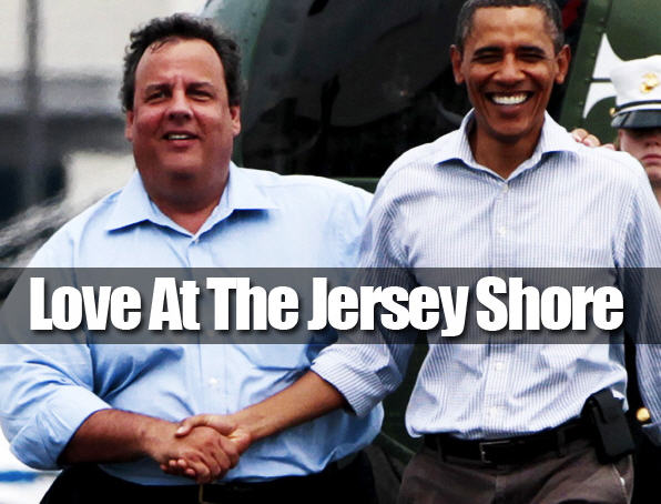 Christie's Love At the Jersey Shore
