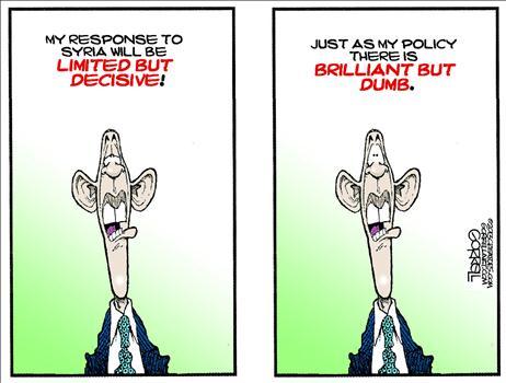 Obama & Syria