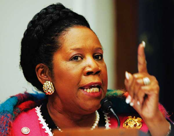 Rep Sheila Jackson Lee