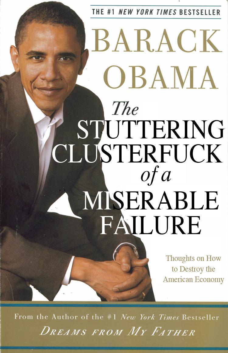 Obama SCOAMF Book