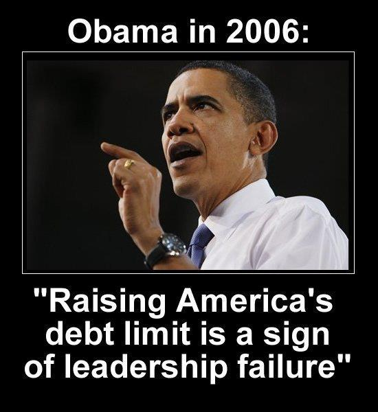 Obama on Debt Ceiling