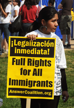 Immigrant Reform Rights