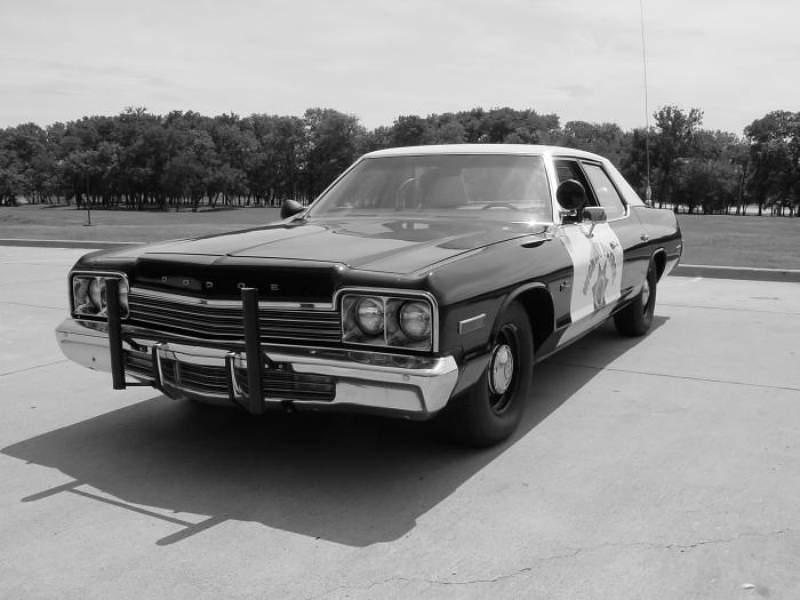 1974 Dodge Monaco Cop Car