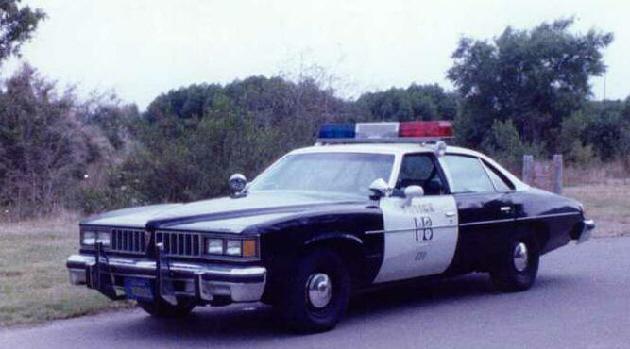 1977 Pontiac LeMans Enforcer