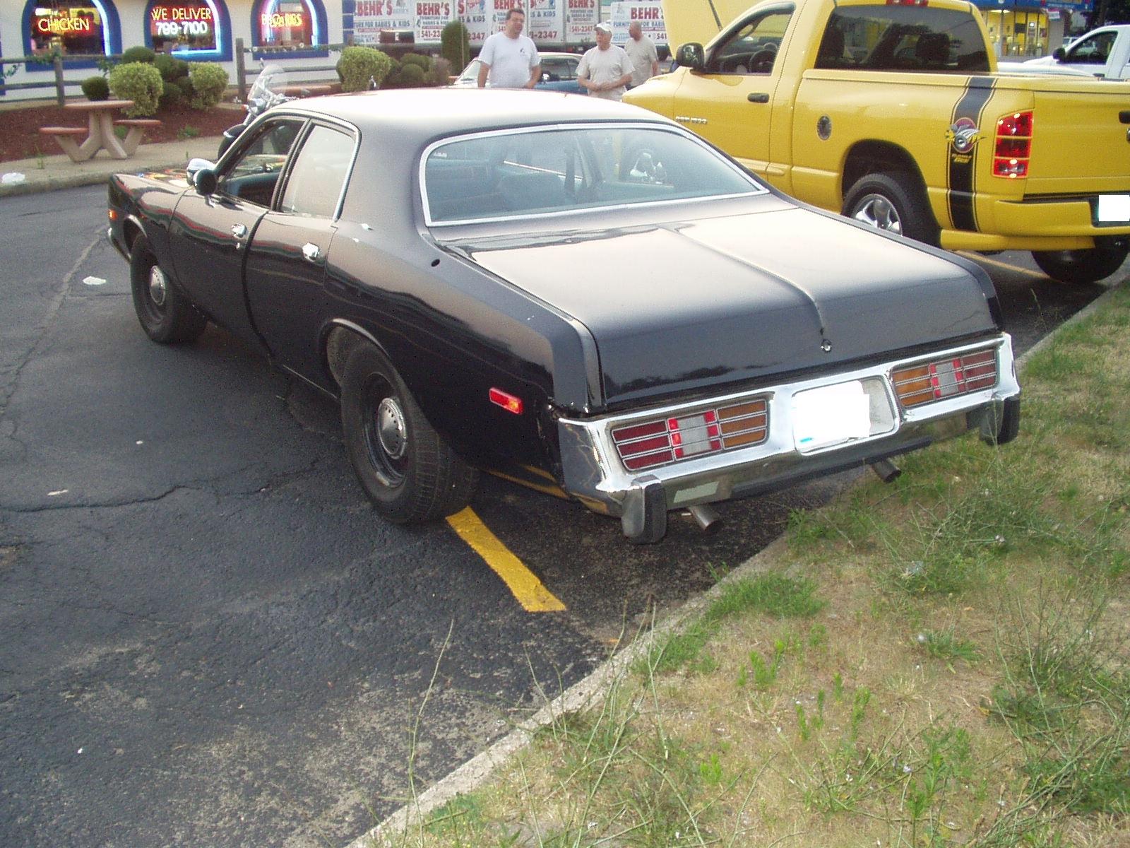 1978 Dodge Monaco