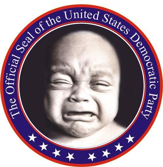 Demorat Crybaby Official Seal