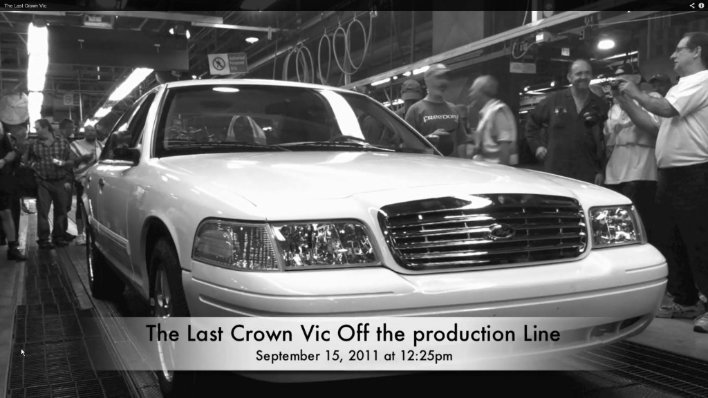 Ford Crown Victoria - The Last Crown Vic