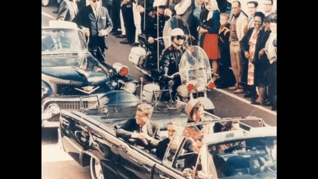 JFK Procession