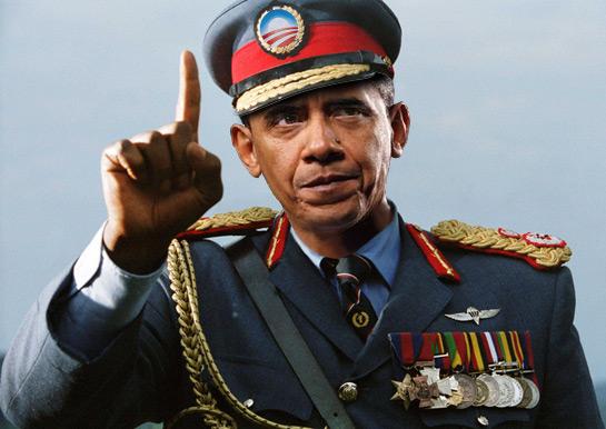 Obama Dictator