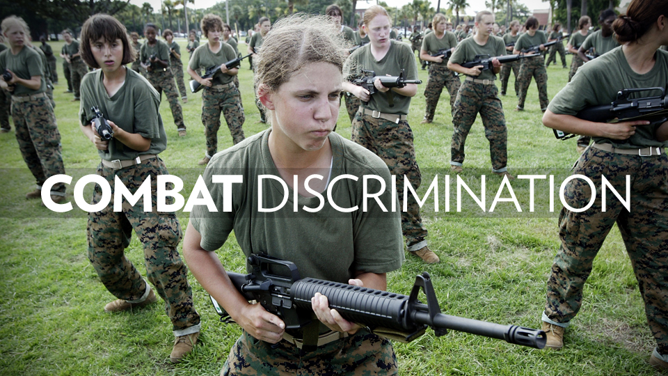 Female Combat Discrimination