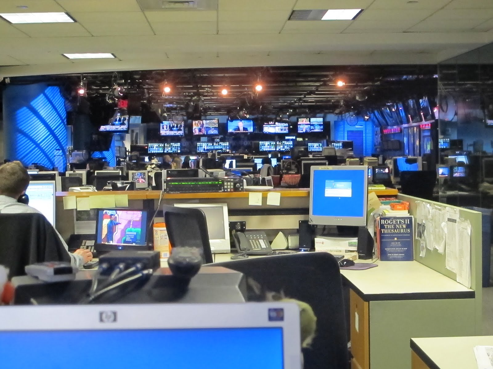 Fox News Studio NY