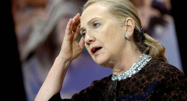 Hillary Clinton Old and Tired