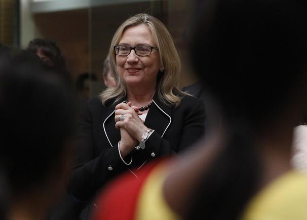 Hillary Clinton au naturale