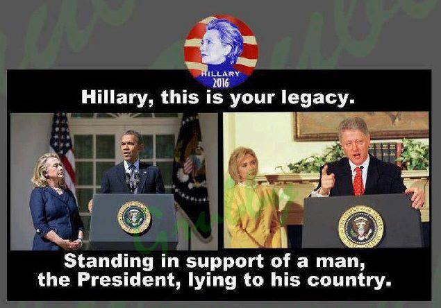 Hillary Clinton's Legacy