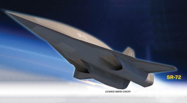 Lockheed SR-72