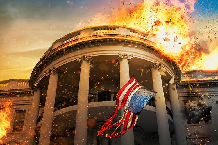 White House Explosion