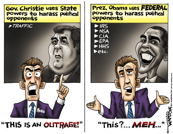 Christie's Outrage