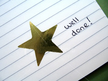 Gold Star For Doing Nothing