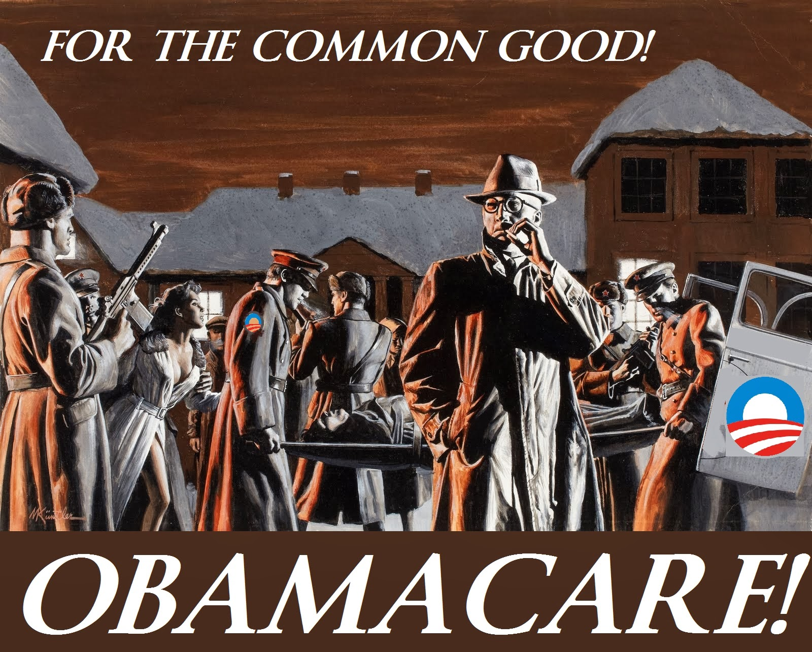 OBAMACARE IS FOR THE COMMON GOOD