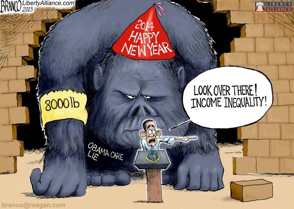 Obama Gorilla