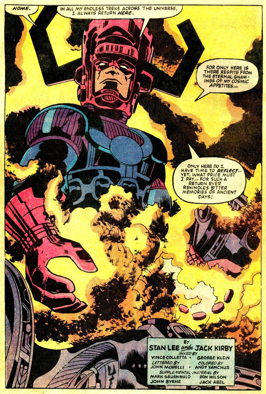 Jack Kirby Galactus