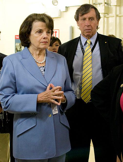Nancy Pelosi & Richard Blum -- Wife and Husband