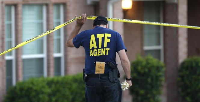 ATF Agent at National City, CA