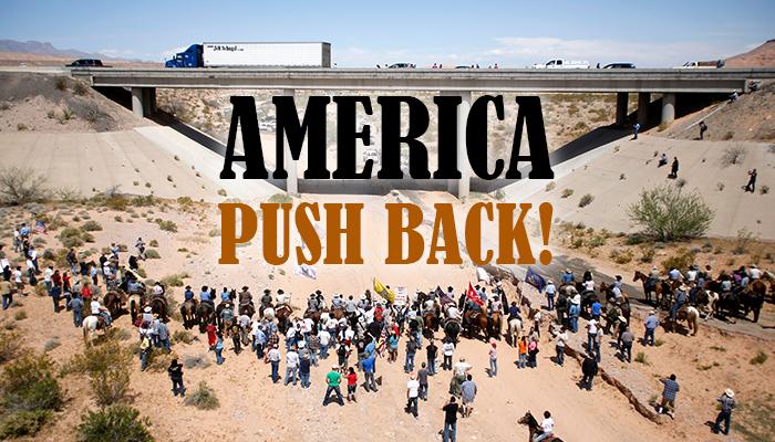America Push Back