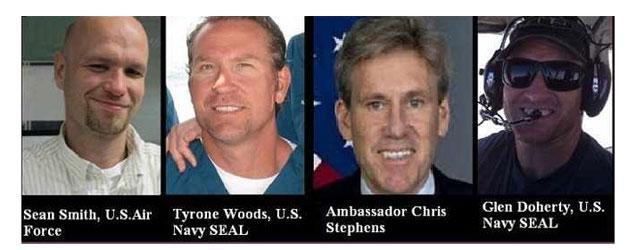 Benghazi Dead