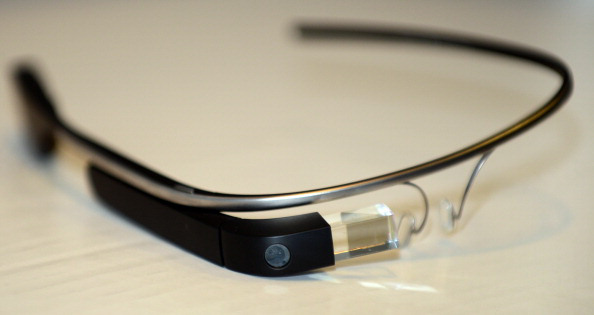 US-TECHNOLOGY-GOOGLE-GLASS