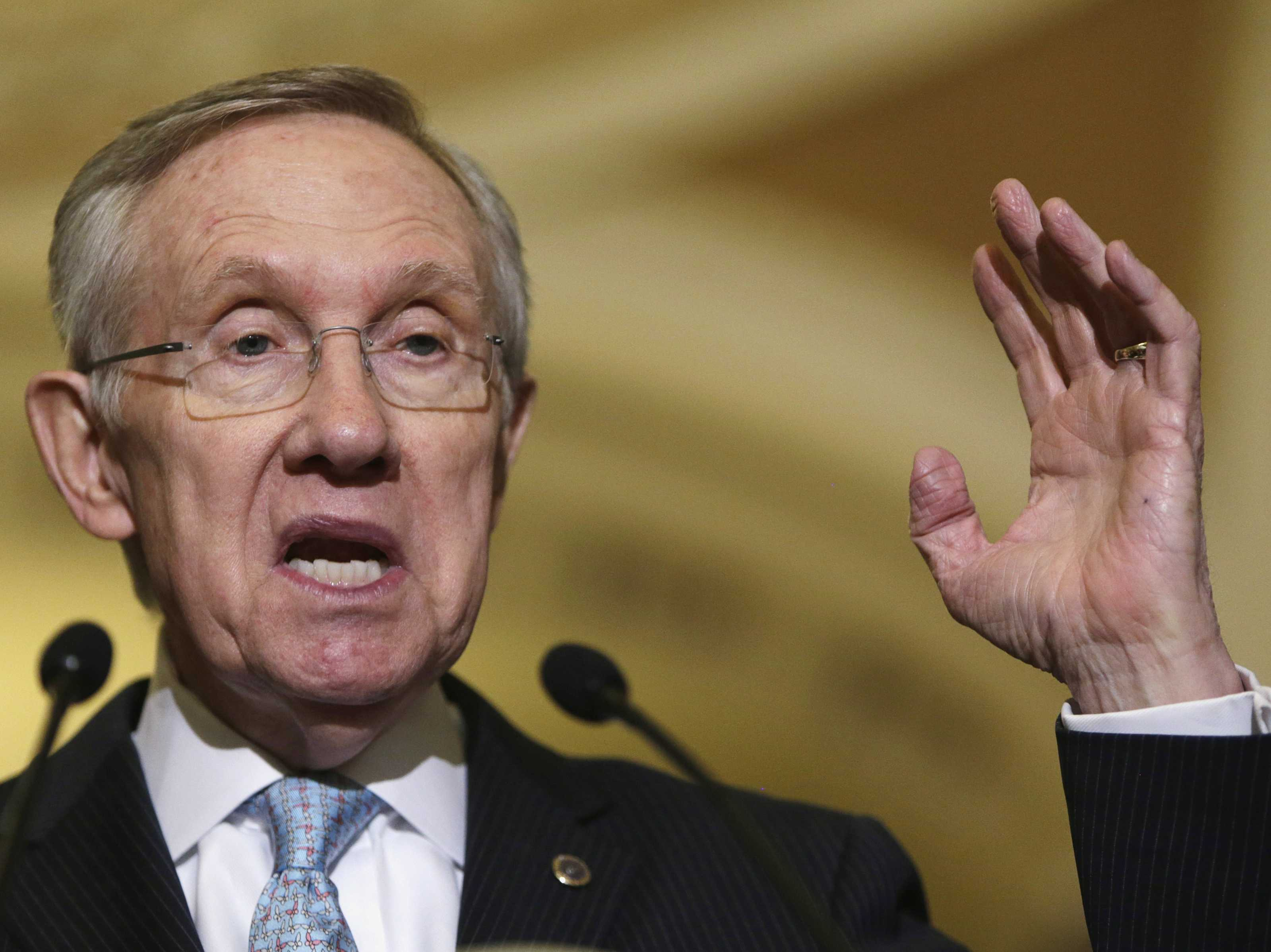 Harry Reid Large