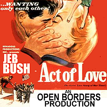Jeb Bush Act of Love