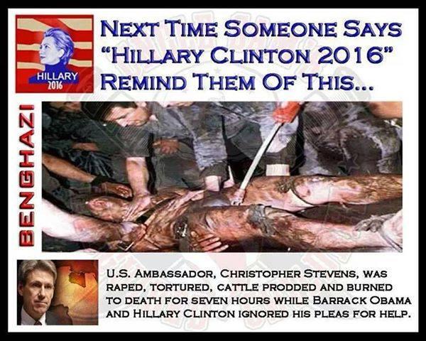 Benghazi Christopher Stevens