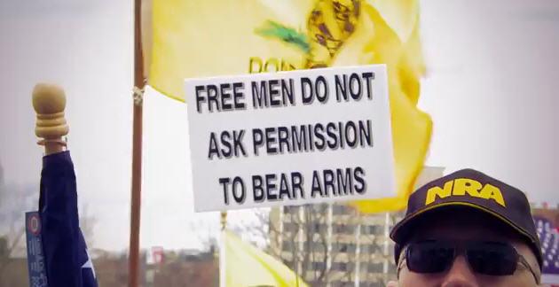 Guns - Free Men