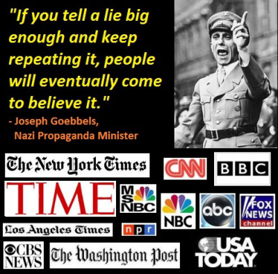 LIES BY Josef Goebbels